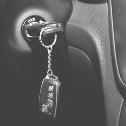 Saspamco TX Automobile Ignition Key Replacement